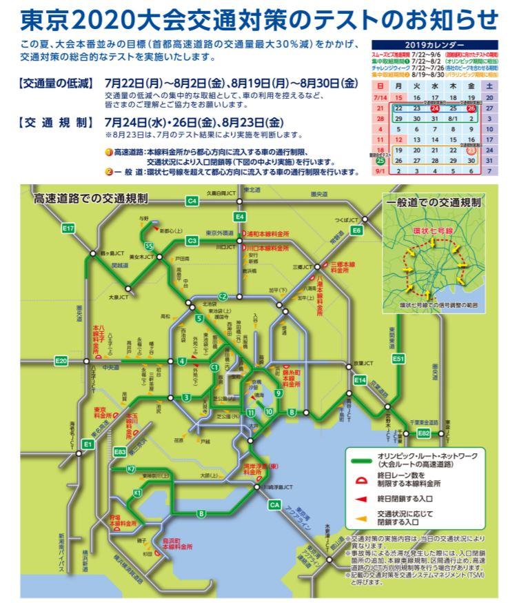 TSM交通規制全体像