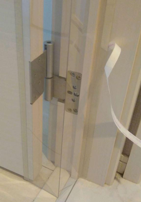 はさマンモス取り付け方法05.残りの両面テープも全部貼る