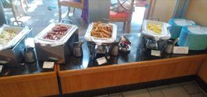 ルネッサンス沖縄_1階セイルフィッシュカフェのキッズゾーン