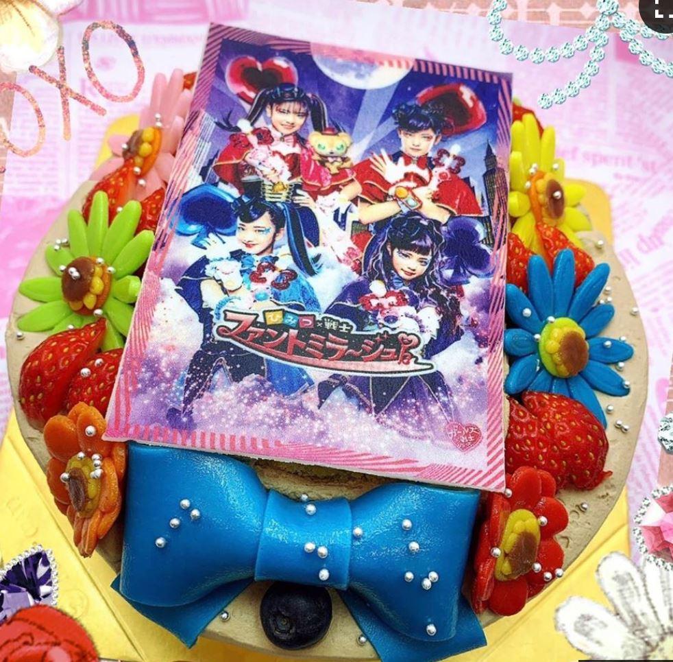 クリスマスケーキ_ファントミラージュ_菓の香
