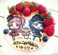 クリスマスケーキ_ファントミラージュ_torte