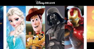 ディズニーデラックスは月額700円で作品が見放題