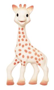 キリンのソフィー フランス生まれの玩具 0歳・赤ちゃんのクリスマスプレゼントにおすすめ