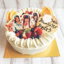 「アンシャンテ」のラブパトリーナケーキ