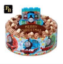 キャラデコトーマスクリスマスケーキ
