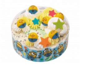サーティワンのミニオンケーキ